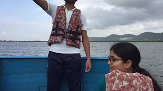Sunset point, Boating in Kasarsai Dam Hinjewadi Pune Maharashtra