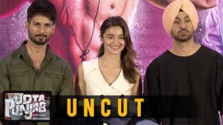 Anurag Kashyap, Shahid Kapoor, Alia Bhatt Rejoice Udta Punjab Victory | UNCUT