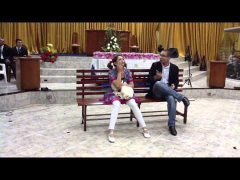 Ministério de Teatro Alvo Peça dia das Mães