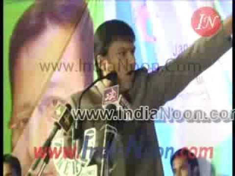 Main Points of Akbaruddin Owaisi's speech at Mallapally on 22 December 2013