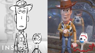 How Pixar's 'Toy Story 4' Was Animated | Movies Insider
