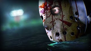 Friday The 13th NEW JASON SKIN!! Killing Jason W/ Bryce Games & Friends | Friday The 13th