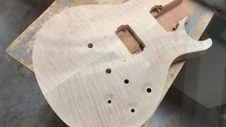 15 Year PRS Employee Guitar - CNC (Body Carve Top)