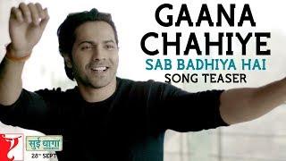 Sab Badhiya Hai Song Teaser | Sui Dhaaga - Made In India | Varun Dhawan | Anushka Sharma