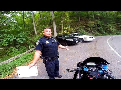 POLICE PULLOVERS & ENCOUNTERS | BIKERS vs. POLICE | [Episode 5]