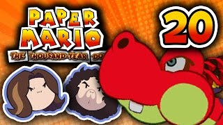 Paper Mario TTYD: The Mighty Hooktail - PART 20 - Game Grumps