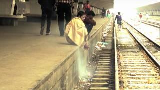 Toilet, Shelter, Teashop and Express to Chittagong: Kamalapur Railway Station