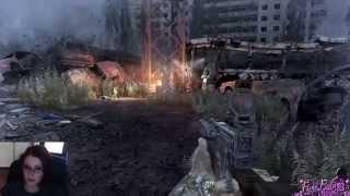Metro Last Light Redux - Team Scope - Survival - Ranger Hardcore (With Webcam)