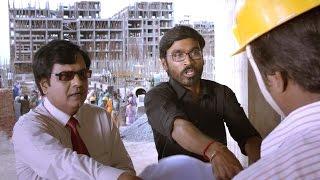Raghuvaran B.tech Scenes - Dhanush Excellent Dialogue Scene - Vivek