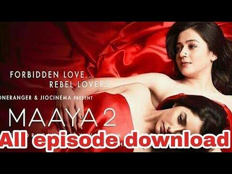 Xxx Mp4 Maaya 2 Episode 2 Download VB ON THE Maaya2 Ke Episode Download Kese Kare Season 2 3gp Sex