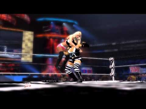 WWE'12: CAWS Riley Azure &