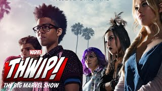 Runaways on THWIP! The Big Marvel Show!