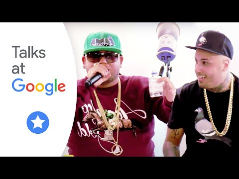 Nicky Jam y Ñejo ft Travesuras (Charla en Español) | Musicians at Google