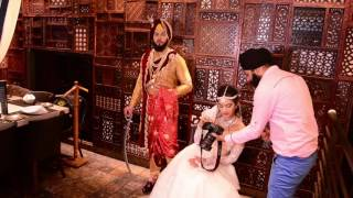 Making of Black Prince: Maharaja Dalip Singh Theme | The Last King of Punjab | Sikh Vogue