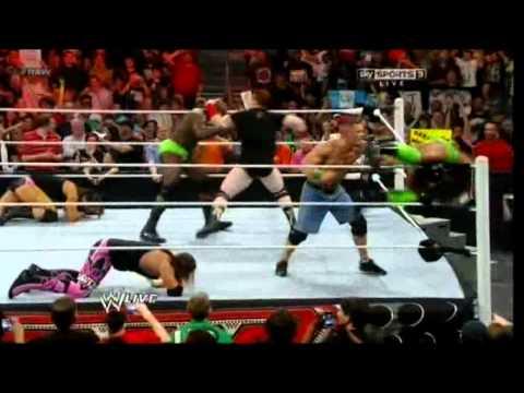 Xxx Mp4 Sheamus Saves John Cena From 4 Wrestlers At Raw 21 5 12 3gp Sex