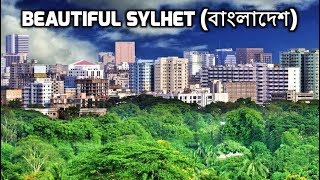 360° View of Sylhet City from (one of) the tallest buildings Bangladesh Travel
