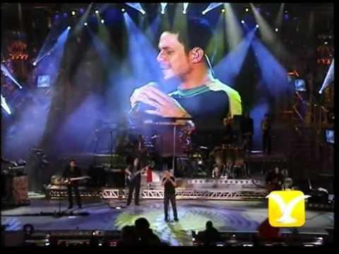 Alejandro Sanz Amiga mía Festival de Viña 2001