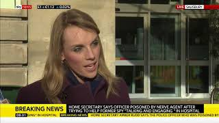 Analysis from Rebecca Williams on Salisbury nerve agent spy attack