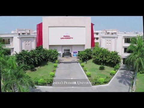Parul University - A Glimpse
