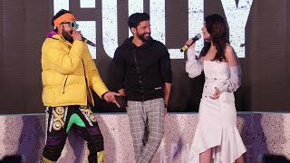 GULLY BOY Official Trailer Launch FULL HD Video | Ranveer Singh, Alia Bhatt, Zoya Akhta | 14th Feb