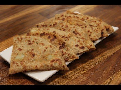 Aloo ke Paranthe | Chef Jaaie | Sanjeev Kapoor Khazana