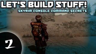 Skyrim Console Command Secrets