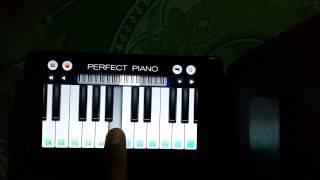 Sandiwara Cinta Piano Cover By Muhd....!!!