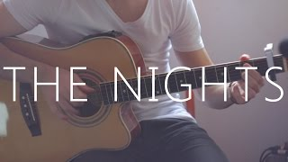 The Nights - Avicii (fingerstyle guitar cover by Peter Gergely)