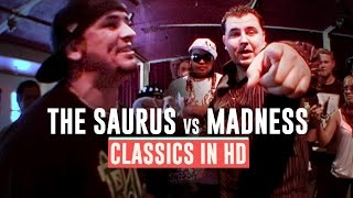 BATTLE OF THE BAY - THE SAURUS vs MADNESS (HD)