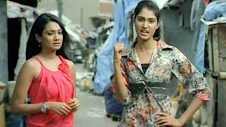 Darshan Save Two Girls In Slum Area From Slum Rowdy