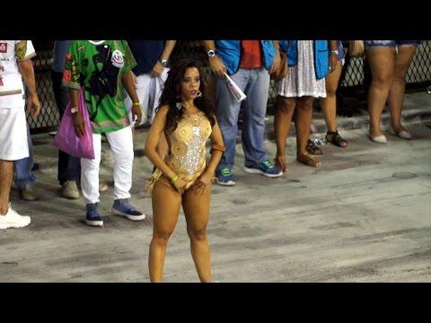 Mangueira Ensaio Técnico Carnaval 2016
