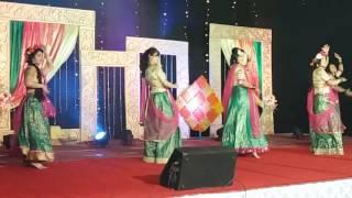 Afghan Jalebi performed on Rifat Vaia and Nova Apu' s gaye holud