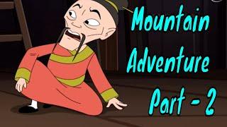 Chimpoo Simpoo - Mountain Adventure Part - 2 - Popular Kids Hindi Cartoon - Epi - 48