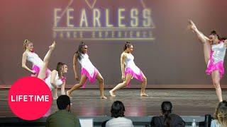 """Dance Moms: Irreplaceables Group Dance: """"Survivor"""" (Season 7, Episode 27)   Lifetime"""