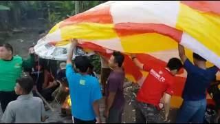 Balon Ketiga IPMAL Desa Gandu Diakhiri Perang Mercon