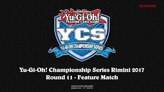 YCS Rimini 2017: Round 11