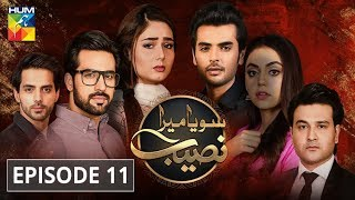 Soya Mera Naseeb Episode #11 HUM TV Drama 24 June 2019