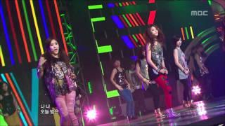 T-ARA - Lovey-Dovey, 티아라 - 러비더비, Music Core 20120114