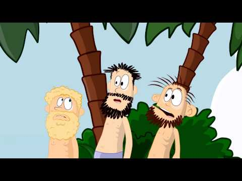 Shipwrecked Funny Animated 2D Short Film