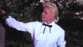 Doris Day sings