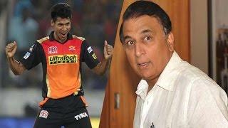 Mustafiz keno IPL Udiomaner talikay prosno korlen Sunil Gavaskar