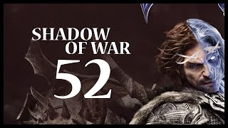 Middle-earth: Shadow of War Gameplay Walkthrough Let's Play Part 52 (FINAL ARTIFACT)