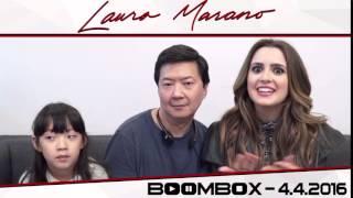 Laura Marano and Ken & Zooey Jeong - Boombox [TEASER #1]