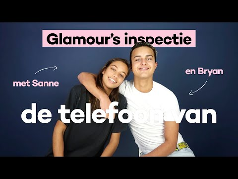 Xxx Mp4 GLAMOUR INSPECTIE De Telefoon Van Sanne Amp Bryan 3gp Sex