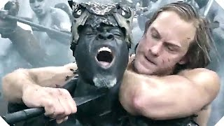 THE LEGEND OF TARZAN Movie Trailer (2016)