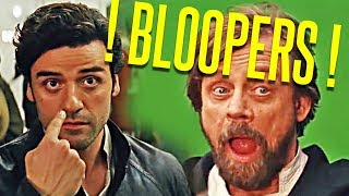 Star Wars 8: The Last Jedi - Bloopers! & Outtakes