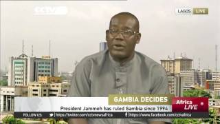 INTERVIEW: Gambia's opposition candidate Adama barrow wins presidential polls