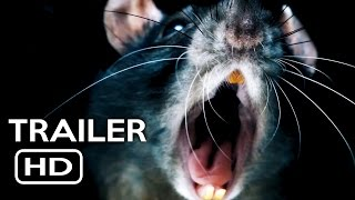 Rats Official Trailer #1 (2016) Morgan Spurlock Documentary Movie HD