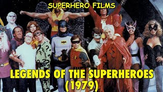 Superhero Films - Ch. 12: 'Legends of the Superheroes' (Part 1 of 2)