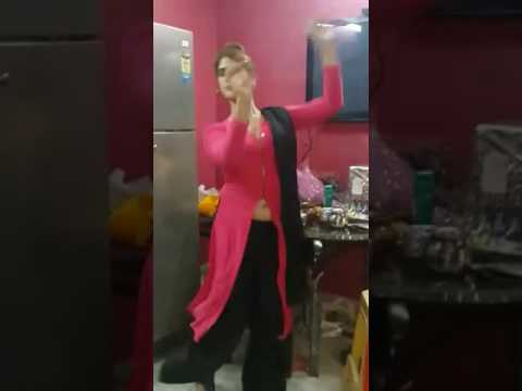 Awesome desi shemale dancing